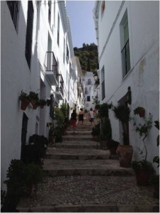 Gade i Frigiliana