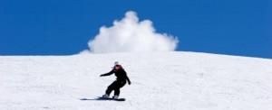 Skisport i Sierra Nevada