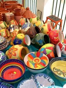 Keramik i Competa
