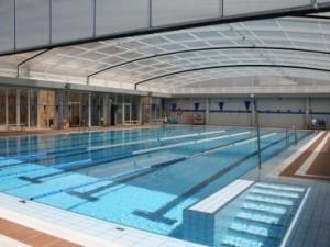 Svømmehal i Competa